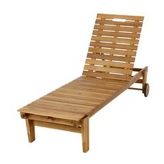 Шезлонг деревянный  Michigan