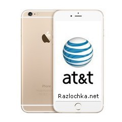 USA - AT&T iPhone 6/6+/6S/6S+/SE