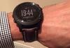 Купить Спортивные часы Garmin Fenix 3 Sapphire серебристые с кожаным ремешком (без датчика) 010-01338-62 по доступной цене