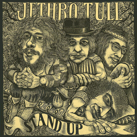 Jethro Tull / Stand Up (The Elevated Edition)(CD)