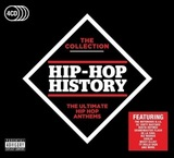 Сборник / The Collection: Hip-Hop History (4CD)