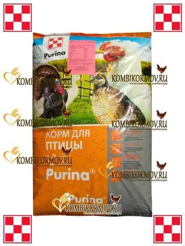 Комбикорм для продуктивных перепелов Purina
