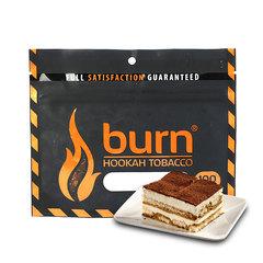 Табак Burn 100 г Акциз Tiramisu