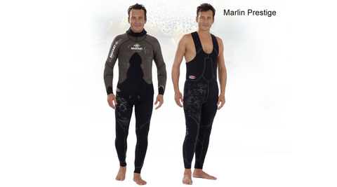 Гидрокостюм Marlin Prestige, 5 мм