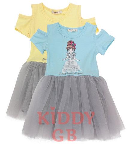 Платье для девочки Breeze 13380