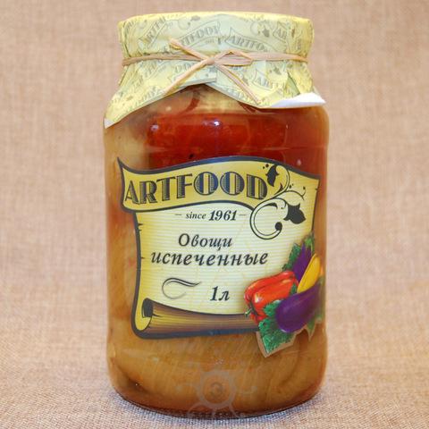 Овощи испеченные Артфуд, 1000г