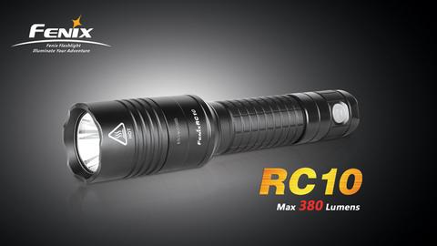 Фонарь Fenix RC10 (Cree XP-G R5, 380 лм с аккумулятором)
