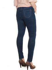 008 джинсы женские, синие
