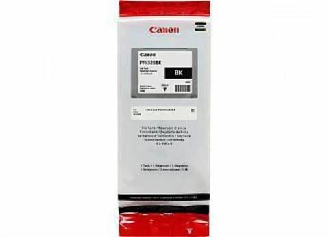 Картридж Canon PFI-320BK black - черный, 300 мл (2890C001)