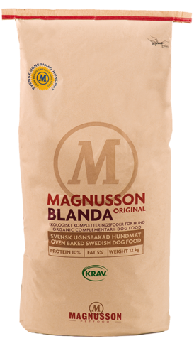 Корм для собак Magnusson Original Blanda 12 кг