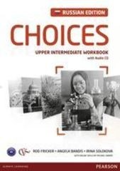 Choices Russia Upper Intermediate Workbook & Au...