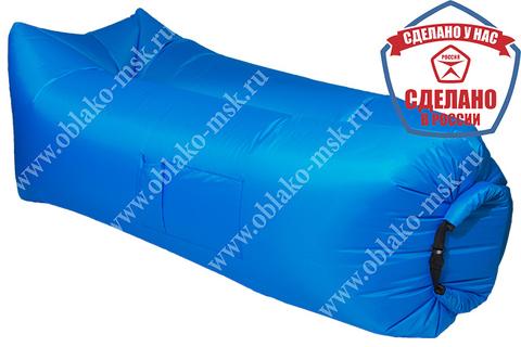 Надувной диван (Lamzac) Comfort Голубой