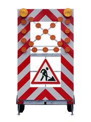 Передвижной заградительный знак FA 1 LR