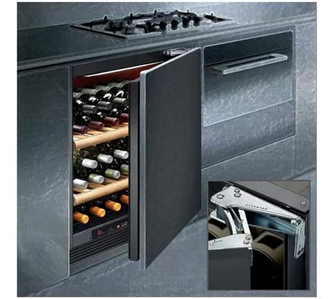 Встраиваемый винный шкаф IP Industrie CI 140 CFU