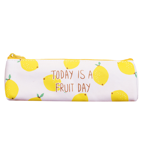 Пенал Today is a fruit day Lemon