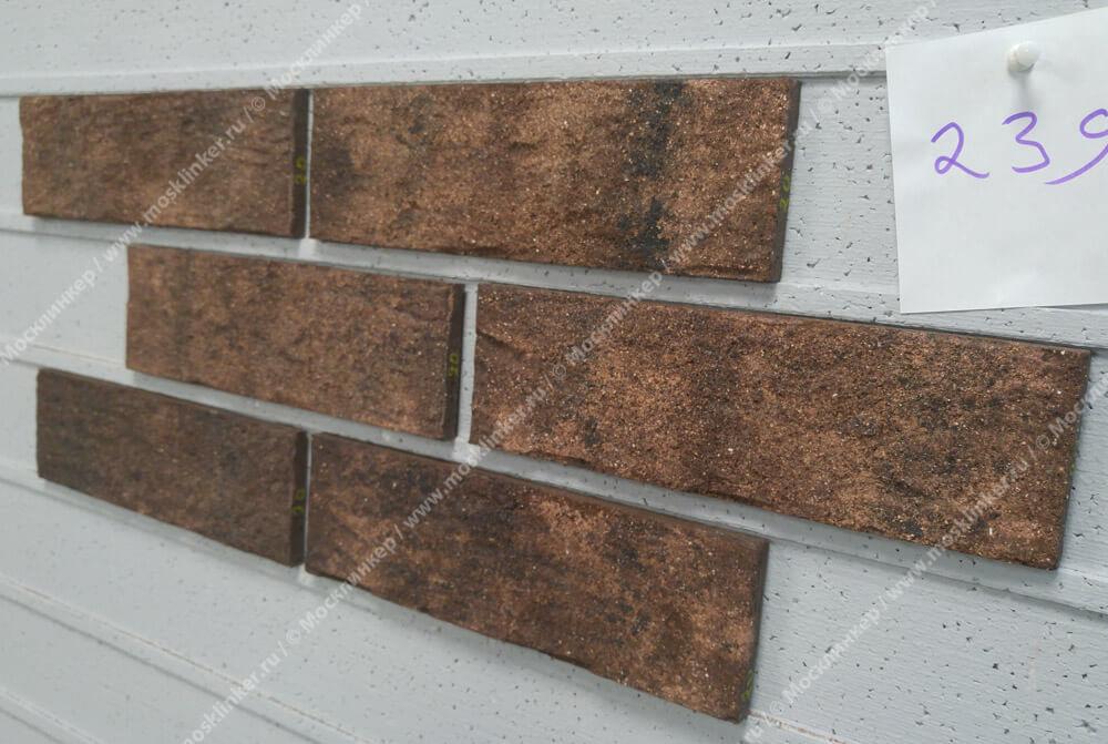 Плитка для фасада и внутренней отделки King Klinker, Monastic cellar (HF20), Old Castle, 240x71x10, NF
