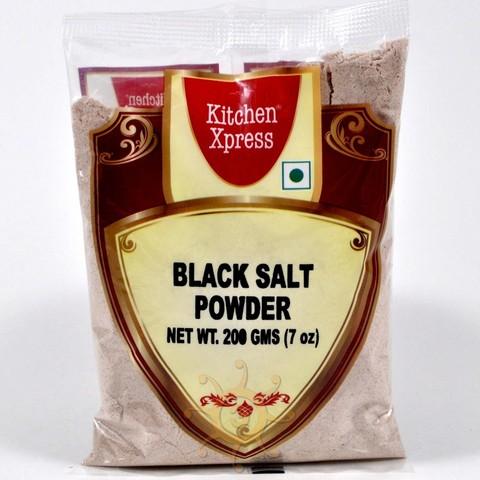 Соль черная индийская Kitchen Xpress, 50г