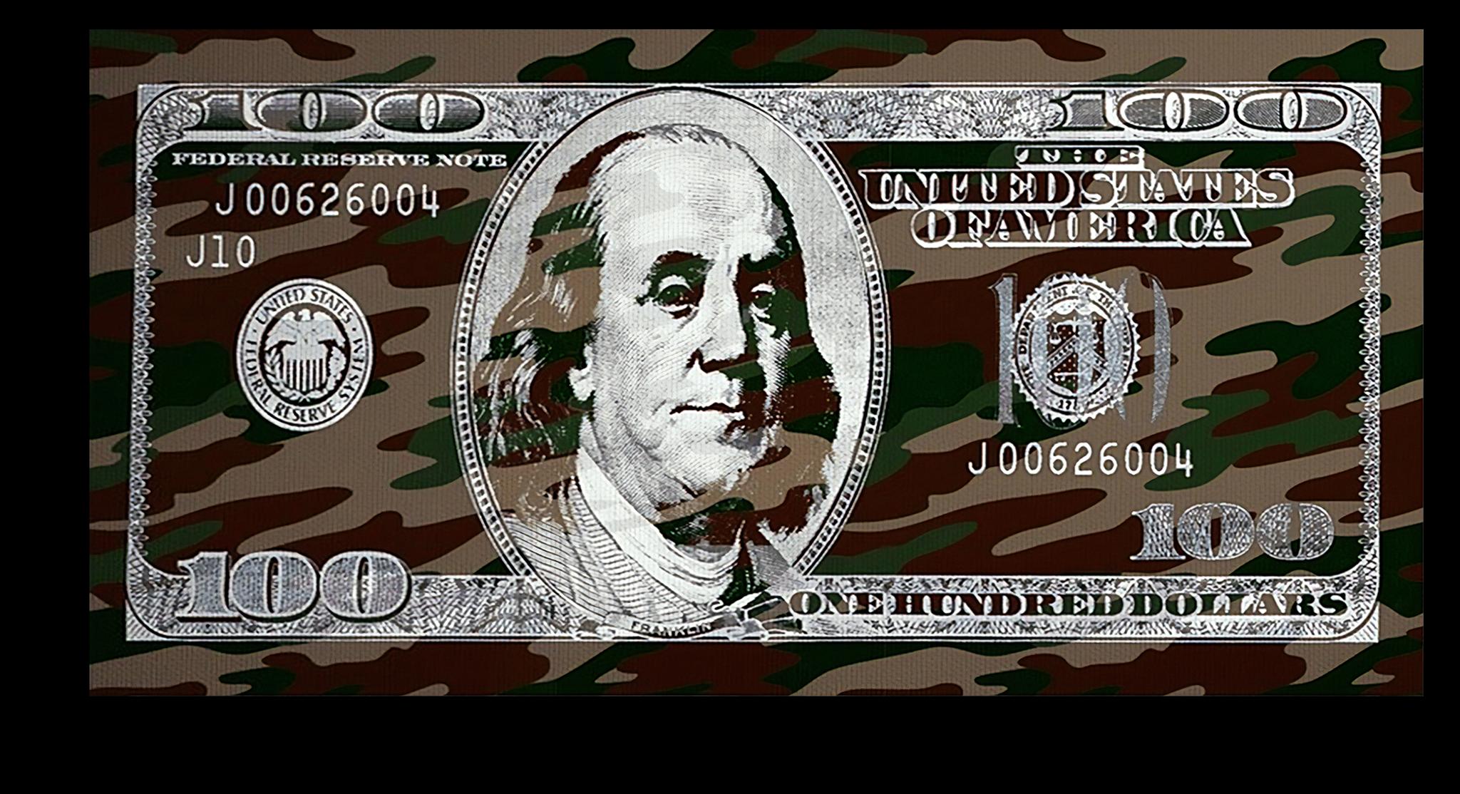 наконец-то постер с долларами виниловый