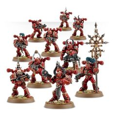 Chaos Space Marines Squad