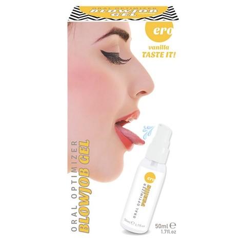 Оральный гель с охлаждающим эффектом Oral Optimizer ваниль