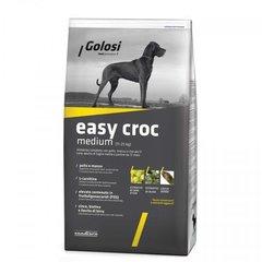 Сухой корм для собак, Golosi Dog Adult Easy Croc, с курицей, говядиной и рисом