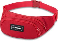 Сумка поясная Dakine Hip Pack Deep Crimson