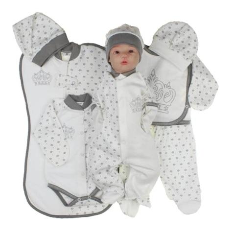 Набор одежды для новорожденного в роддом Версаль