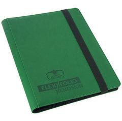 Ultimate Guard - Зеленый гибкий альбом XenoSkin на 360 карт (3х3)