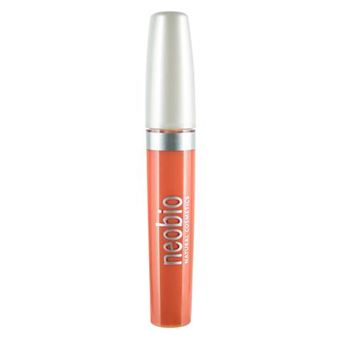 Neobio, Блеск для губ, светло-персиковый 02