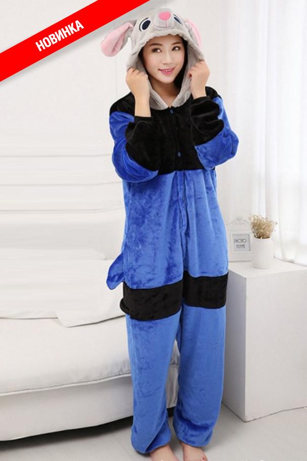 Пижамы кигуруми (рост от 140 до 187 см) Джуди (Зверополис) Джуди.jpg