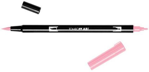 Маркер с двумя наконечниками Tombow Dual Brush Marker- Цвет 772 Blush