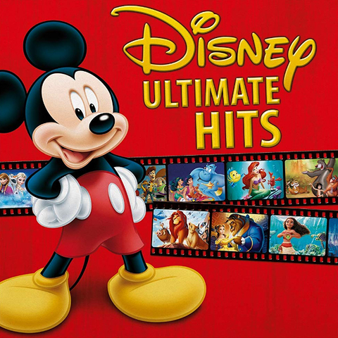 Soundtrack / Disney Ultimate Hits (LP)