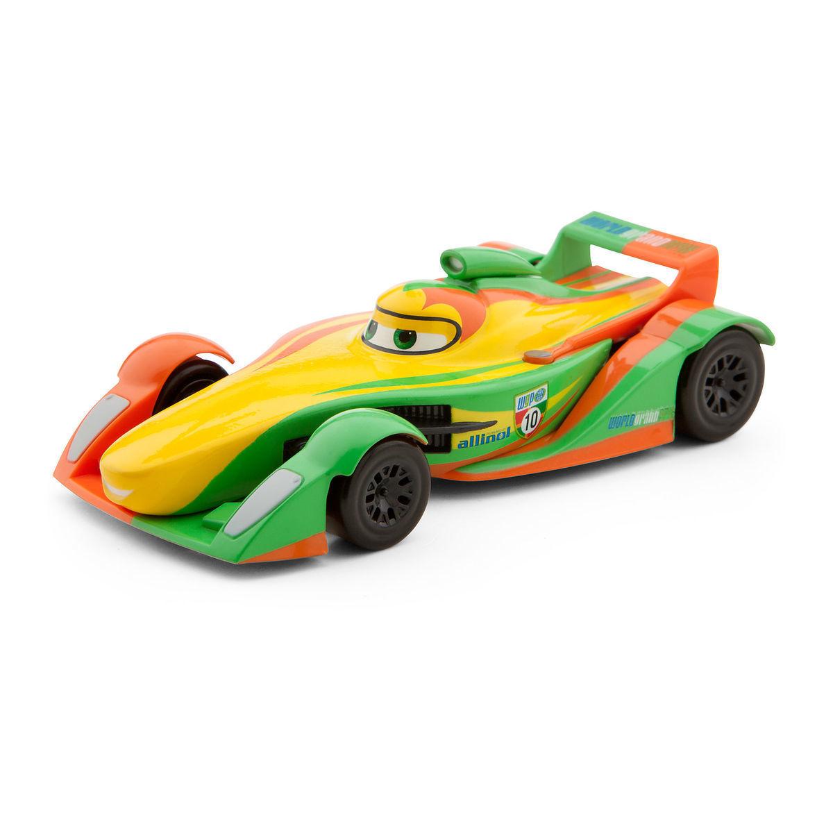 Машинка «Рип Клатчгонецки» 9 см - Тачки 3