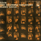 Glenn Gould / Bach: The Goldberg Variations, Piano (LP)