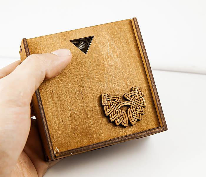 BL785-1 Браслет ручной работы из кожаного шнура с черепом фото 11