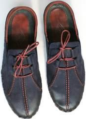 Туфли мужские на каждый день Luciano Bellini 23406-00 LNBN.