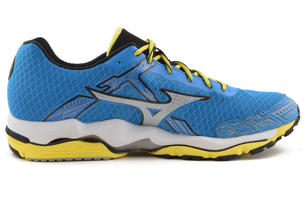 Мужские кроссовки для бега Mizuno Enigma 4 (J1GC1402 03) синие