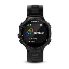 Спортивные часы Garmin Forerunner 735XT 010-01614-06 Черно-серые