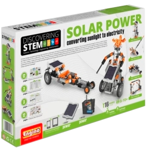 DISCOVERING STEM. Солнечная энергия