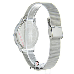 TIME CHAIN bayswater mesh silver 70001/s