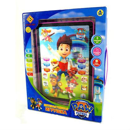 Интересно детям Детский интерактивный 3D планшет Щенячий Патруль 02106a327df84a28ea817bcb4470b4df.jpg