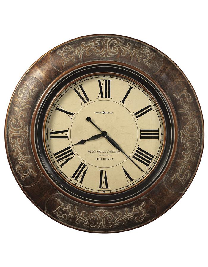 Часы настенные Часы настенные Howard Miller 625-535 Le Chateau chasy-nastennye-howard-miller-625-535-ssha.jpg