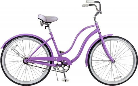 Schwinn Cruiser One Womens (2015) фиолетовый
