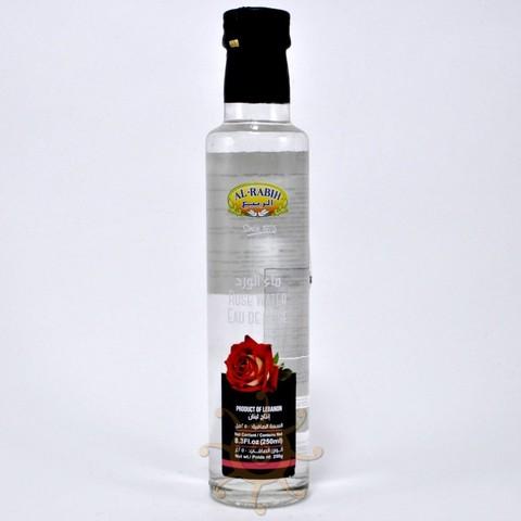 Розовая вода пищевая Al-Rabih, 250мл