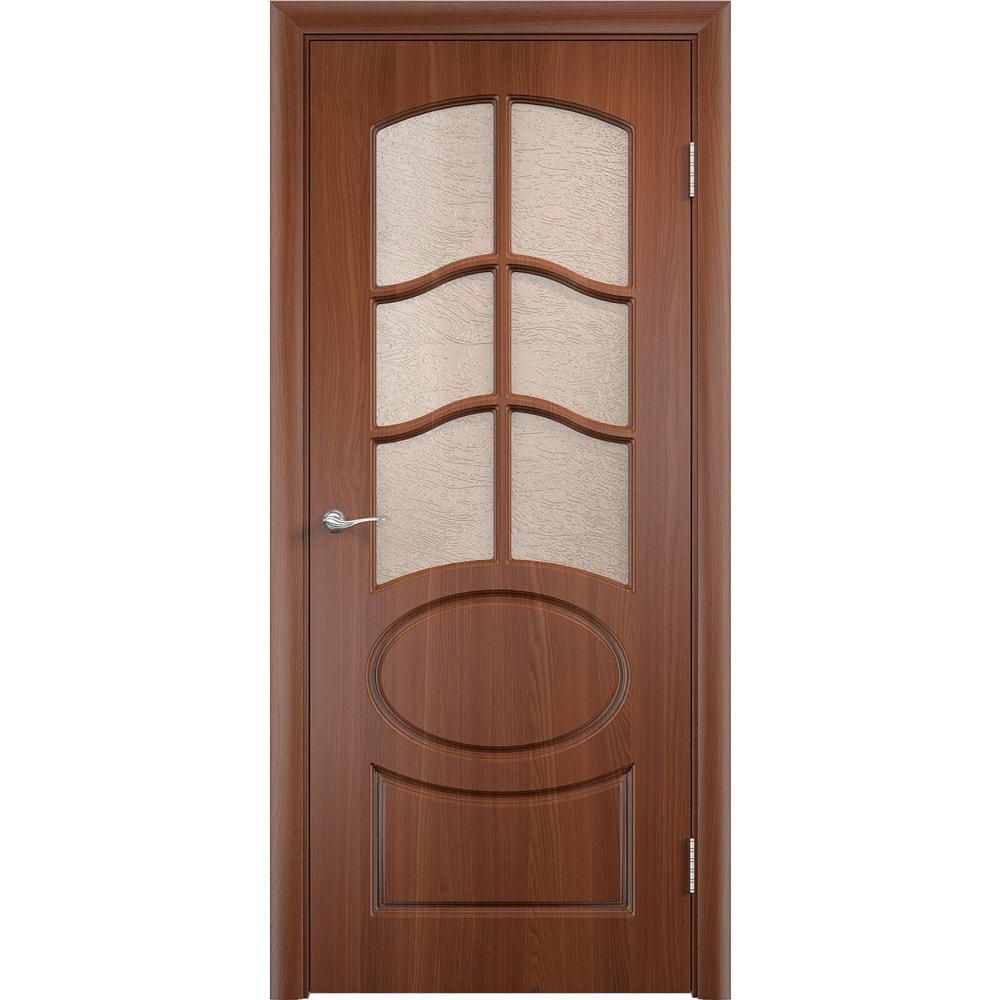 Двери ПВХ Неаполь итальянский орех со стеклом neapol-po-italianskiy-oreh-dvertsov-min.jpg