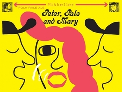 Пиво Mikkeller Peter Pale and Mary