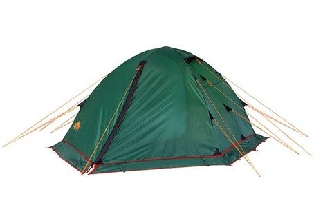 палатка туристическая Alexika RONDO 2 Plus green, 340x210x100