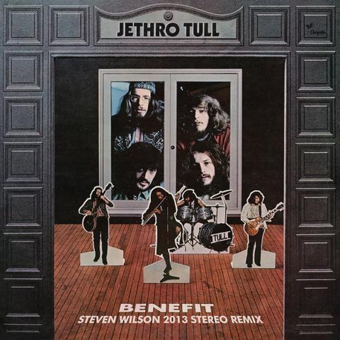Jethro Tull / Benefit (The Steven Wilson 2013 Stereo Remix)(CD)
