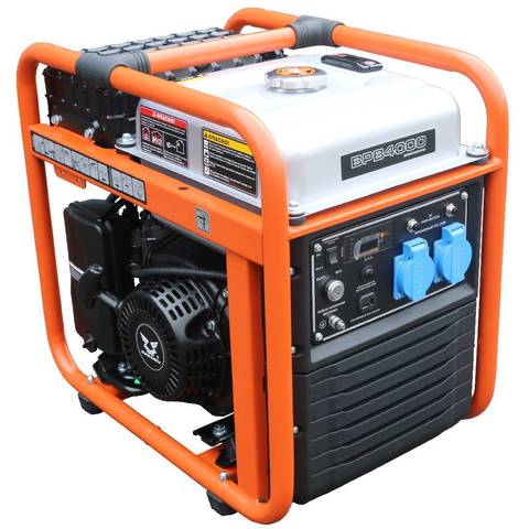 Инверторный генератор