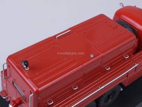 ZIL-157K PNS-100 fire engine Urshel Start Scale Models (SSM) 1:43
